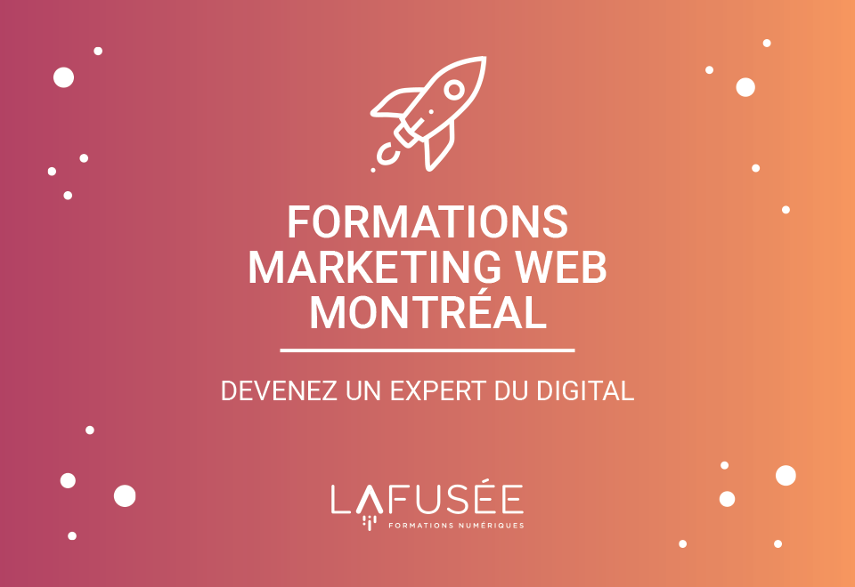 formation marketing web à montréal